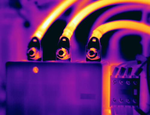 Can anyone carry out Electrical Thermography Inspections?